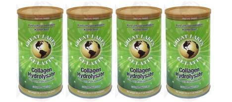Protein-Rich Collagen Supplements