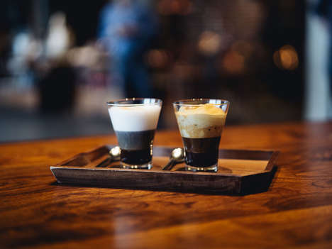 Layered Espresso Beverages