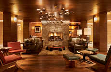 Spacious Rustic Ski Resorts