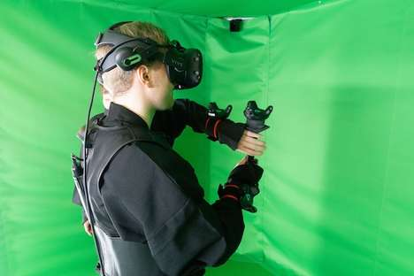 VR Ninja Attractions