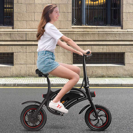 Pedal-Free Commuter Bicycles
