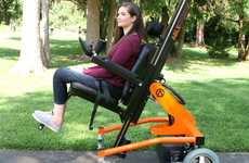 Versatile Adjustment Wheelchairs