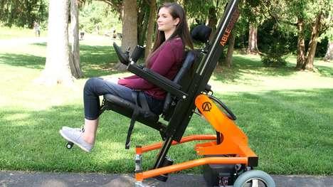 Versatile Adjustment Wheelchairs