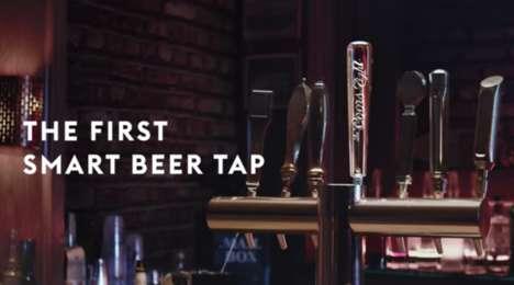 Smart Beer Taps