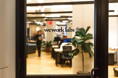 Co-Working Space Food Labs