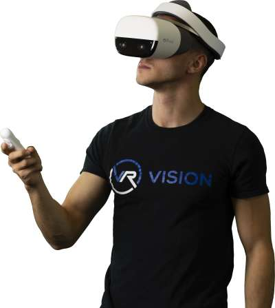 Custom VR Business Content