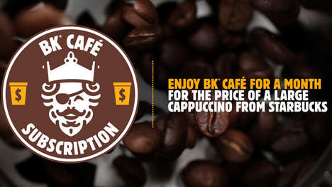 QSR Coffee Subscription Promotions