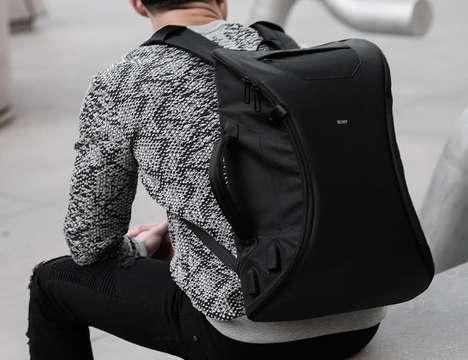 Entrepreneurial Professional Backpacks