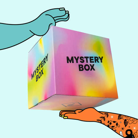 Mother's Day Mystery Boxes - Firebox's Gift Box Contains Over £50 of Surprise Contents for Moms