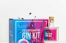 Color-Changing Gin Kits