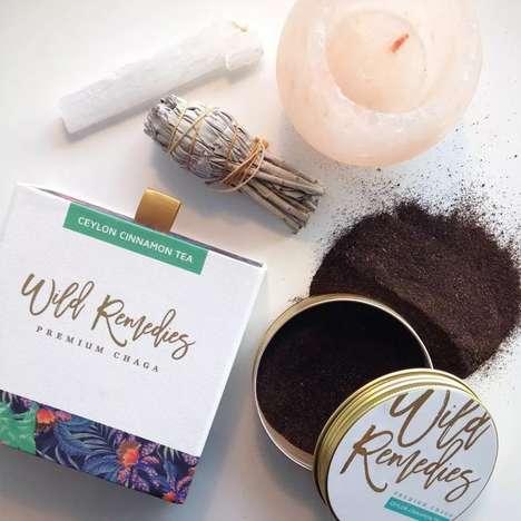 Instant Chaga Tea Kits