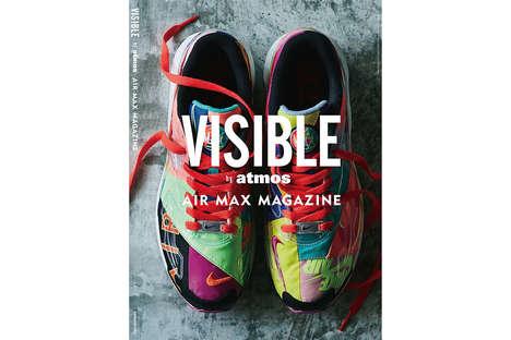 Sneaker-Honoring Magazine Launches