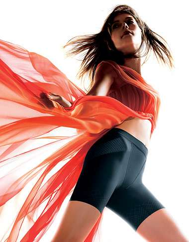 Shorts that Tone Your Body as You Walk