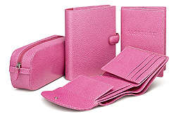 Breast Cancer Campaign Filofox Leather Organiser