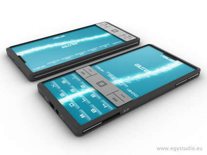 Asus Aura Phone Concept