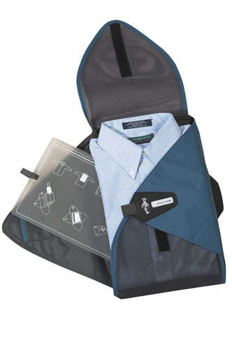 Shirt Folders - Travel in Style, Wrinkle Free