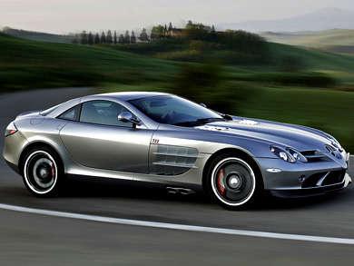 "2007 Mercedes-Benz SLR ""722 Edition"""