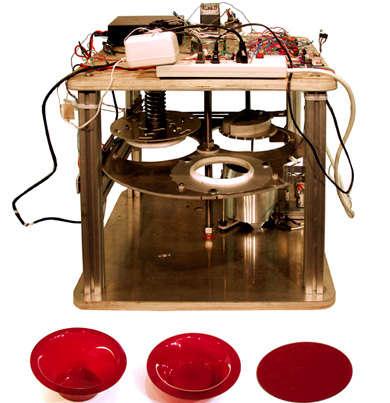 The Prototype Dishmaker