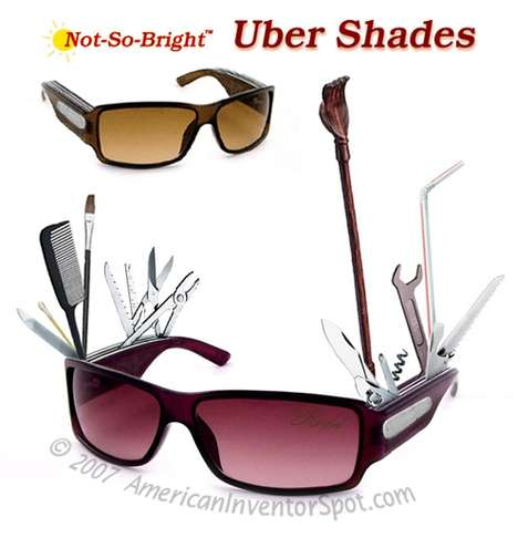 Swiss Army Sun Glasses