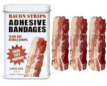 Bacon Bandages - Sexy and Delicious