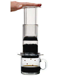Ultra Fast Coffee Maker