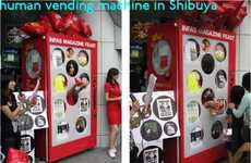 Human Vending Machine