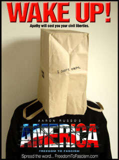 America Freedom to Fascism - a film by Aaron Russo