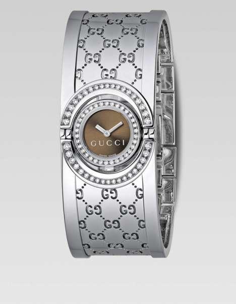 The Gucci Twirl Watch