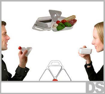 355 Gram Picnic Set Designed By Wolf Wagner