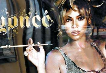 Celebrity Gossip - Is Beyonce Knowles A Smoker?