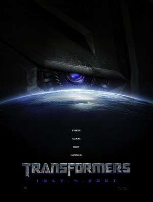GM Vehicles Become Movie Stars (Transformers)