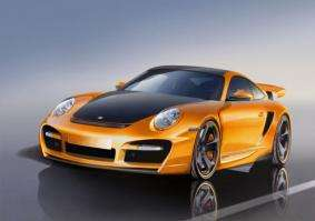 640 HP Souped Up 997 series Porsche 911 Turbo