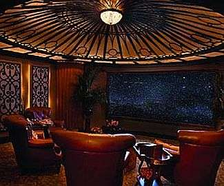 Themed Home Theaters - Titanic Home Theater