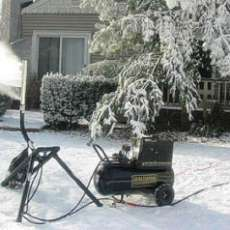 Personal Snowmaker