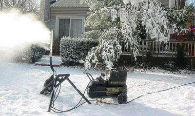Personal Snowmaker