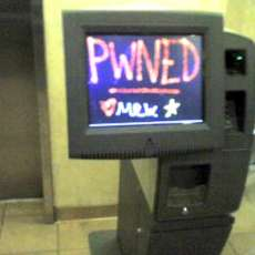 Windows Powered ATMs Get PWNED (HaCkEd)