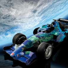 Honda Formula 1 Go Green with Global Look