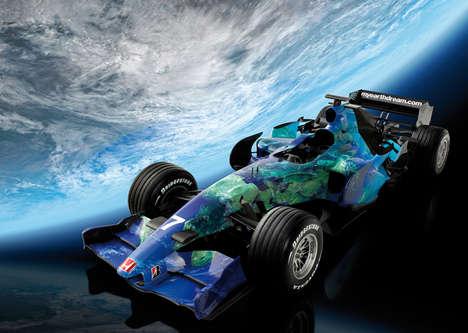 Honda Formula 1 Go Green with Global Look