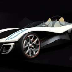 Winner of Peugeot Design Contest