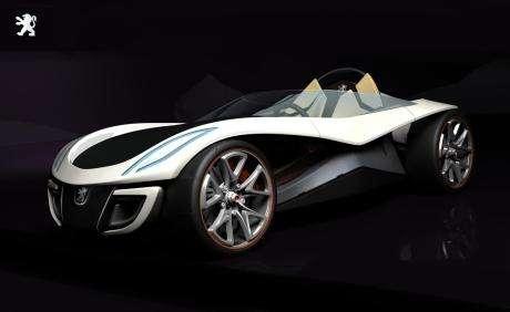 Winner of Peugeot Design Contest
