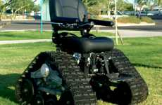 The Tank Wheelchair