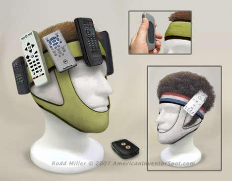 Velcro Headgear