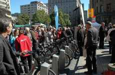 Canadian Bike Share Systems - Montreal to Launch Public Bicycle Program in May