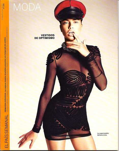 Tantalizing Magazine Covers