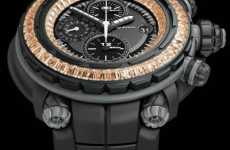 12 Black Watches - Sleek Dark Designer Timepieces