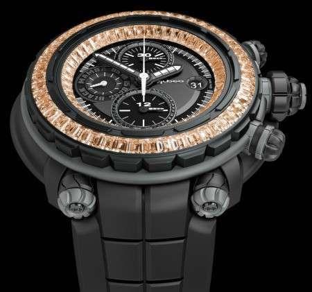 12 Black Watches
