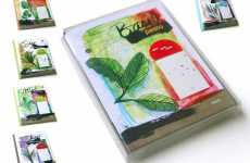 Plantable Journals - Botanical Paperworks Has Boxes, Cards and Gifts That Bloom