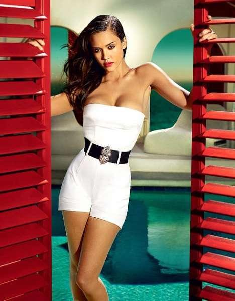 19 Captivating Poolside & Beach Fashion Editorials