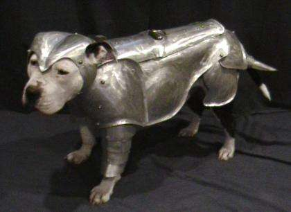 Personalized Body Armor