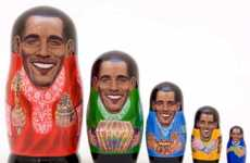 Presidential Home Decor - 10 Ways to Bring Obama Into Your Household, From Lava Lamps to Dolls